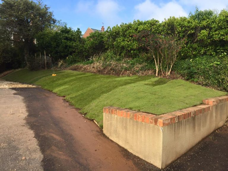 Border re-design, Sidmouth